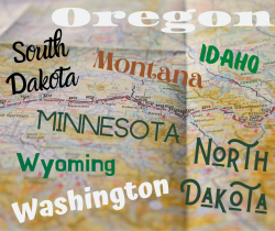 The places we will visit on our Grower Tour